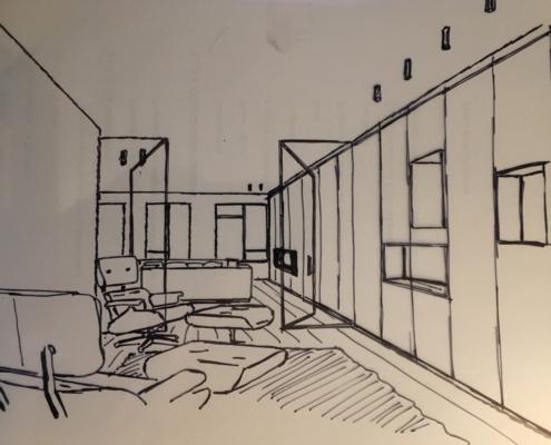 Aboco-interieur-exterieur-design-bouwcoördinatie-bouwcoördinatordecoratie-architect-Antwerpen-penthouse